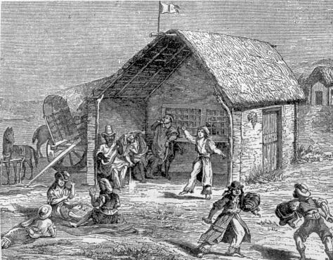 pulperia siglo 19