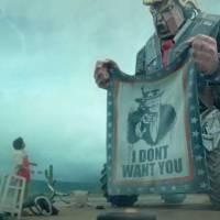 M.A.M.O.N, el corto uruguayo sobre Trump que da la vuelta al mundo