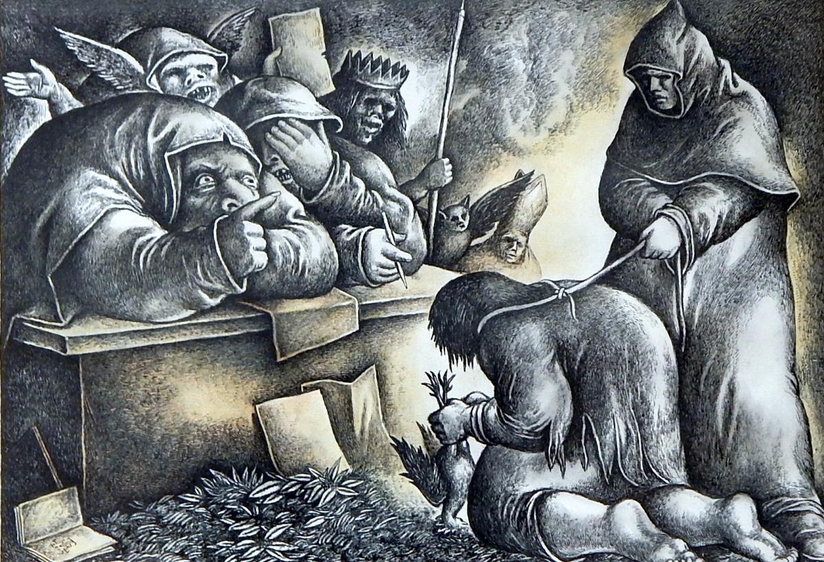 Surrealismo gráfico: Nelson Romero