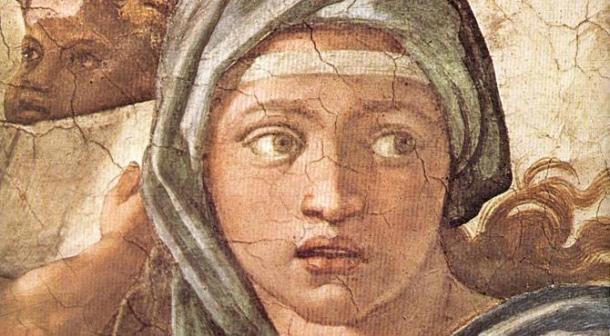 SIBILAS: Las profetisas prohibidas por Roma.