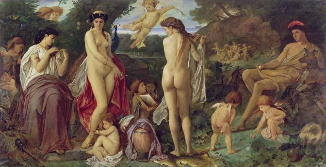 Atenea y Hefesto: Los dos en nosotros.