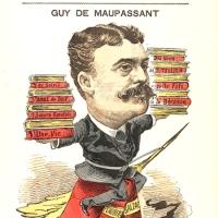 Guy de Maupassant: Una muerte que roza el suicidio